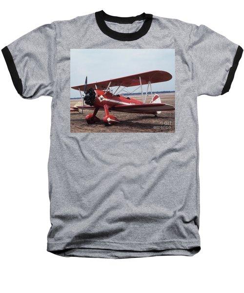Bi-wing-1 Baseball T-Shirt