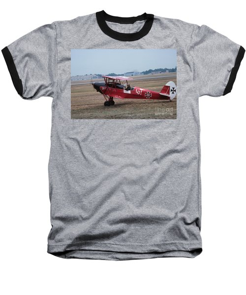 Bi-wing-2 Baseball T-Shirt