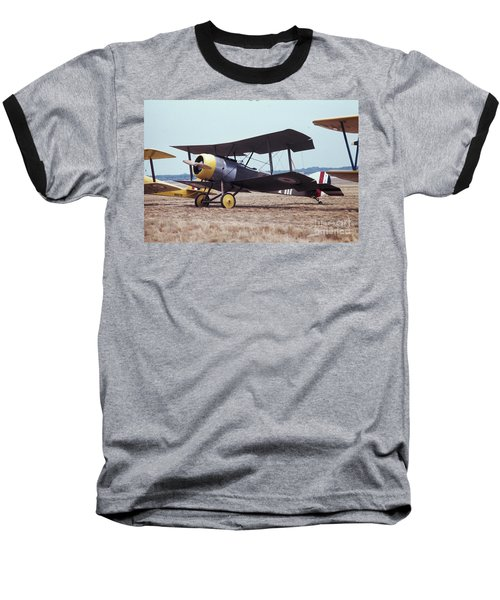 Bi-wing-4 Baseball T-Shirt