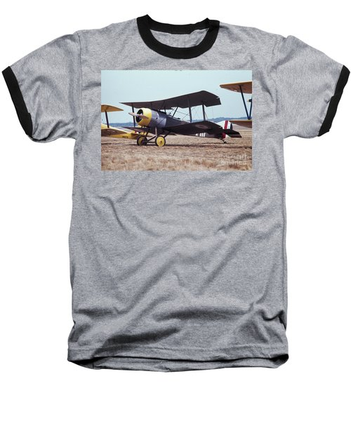 Bi-wing-4 Baseball T-Shirt