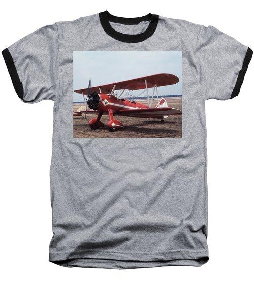Bi-wing-6 Baseball T-Shirt