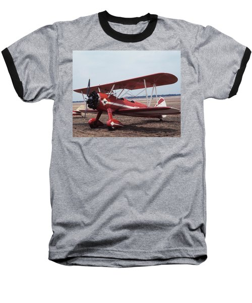 Bi-wing-6 Baseball T-Shirt