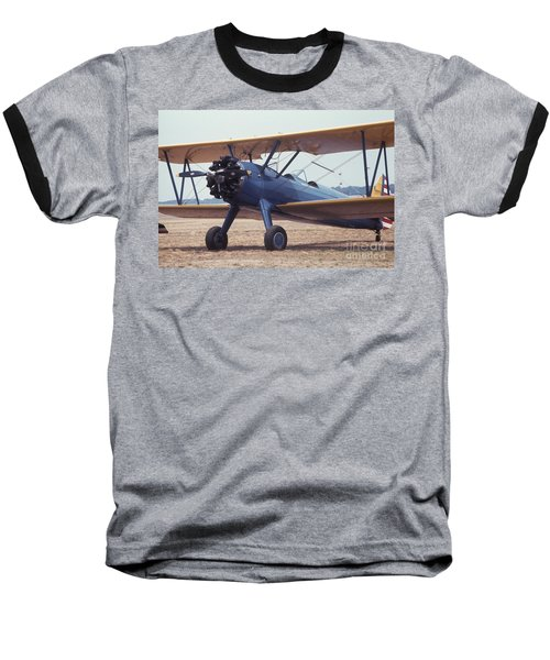 Bi-wing-8 Baseball T-Shirt
