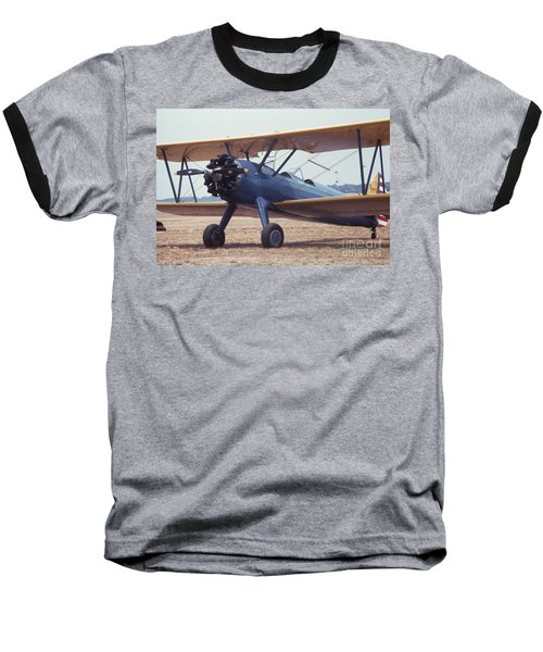 Bi-wing-8 Baseball T-Shirt