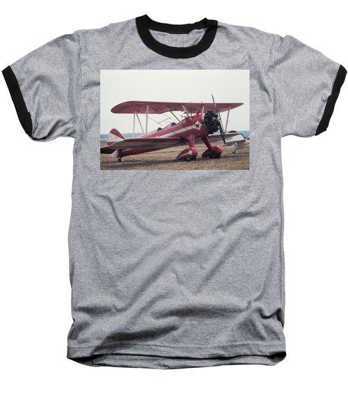 Bi-wing-9 Baseball T-Shirt
