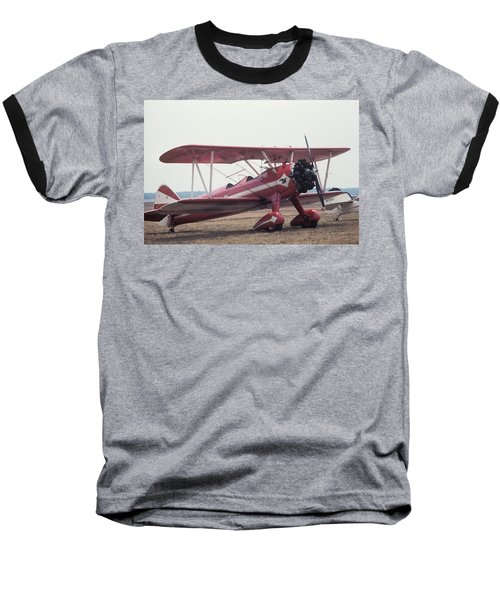 Bi-wing-9 Baseball T-Shirt