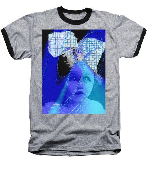 Biddidi-bobbidi-blue Baseball T-Shirt
