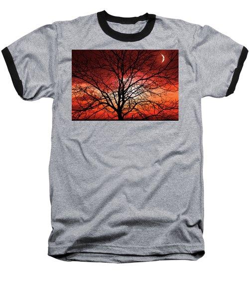 Big Bad Moon Baseball T-Shirt