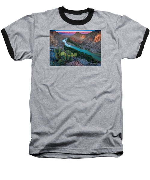 Big Bend Evening Baseball T-Shirt