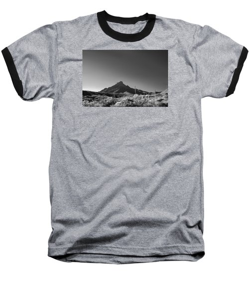 Big Bend Np Image 134 Baseball T-Shirt by Kerry Beverly