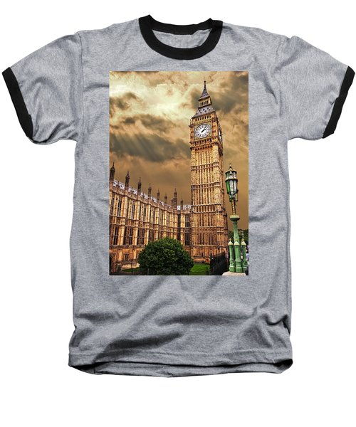 Big Ben's House Baseball T-Shirt