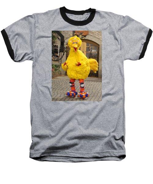 Big Bird Baseball T-Shirt