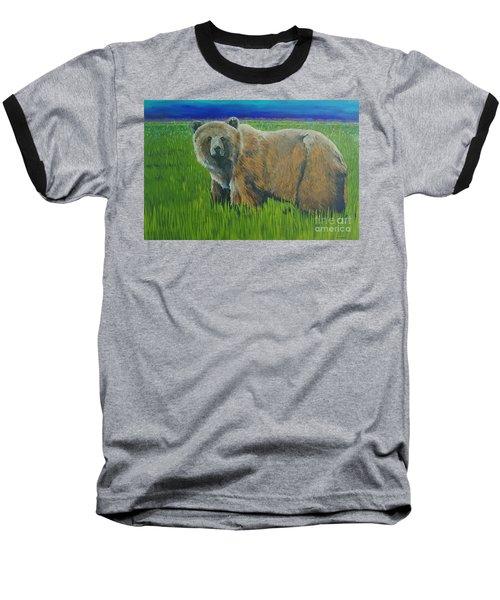 Big Brown Baseball T-Shirt