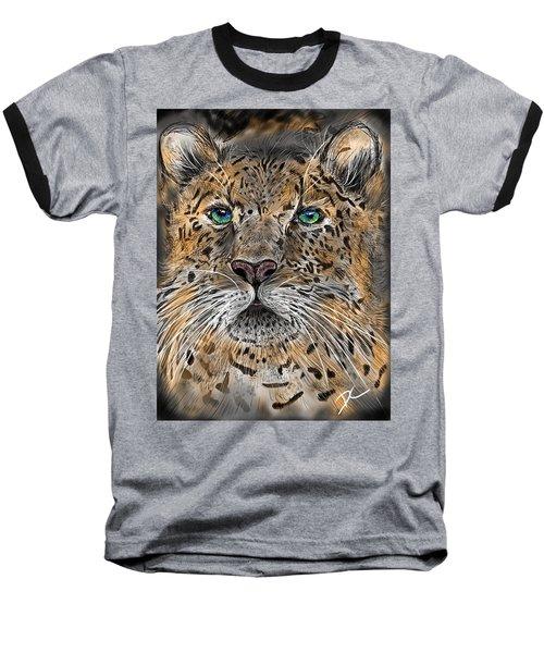 Big Cat Baseball T-Shirt