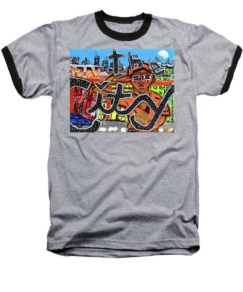 Big Cities Baseball T-Shirt