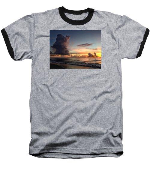 Big Cloud Baseball T-Shirt