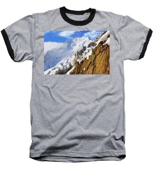 Big Cotonwood Canyon Baseball T-Shirt