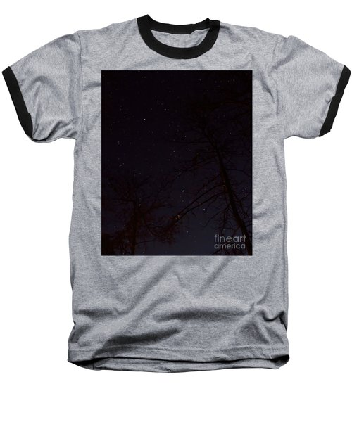 Baseball T-Shirt featuring the photograph Big Dipper by Barbara Bowen