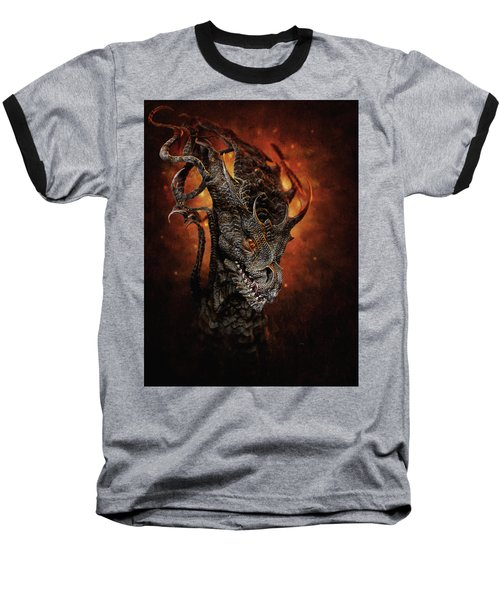 Big Dragon Baseball T-Shirt