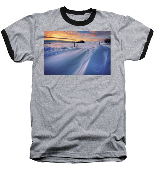 Big Drifts Baseball T-Shirt