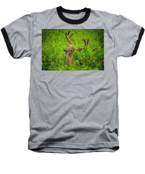 Big Eight #1 Baseball T-Shirt