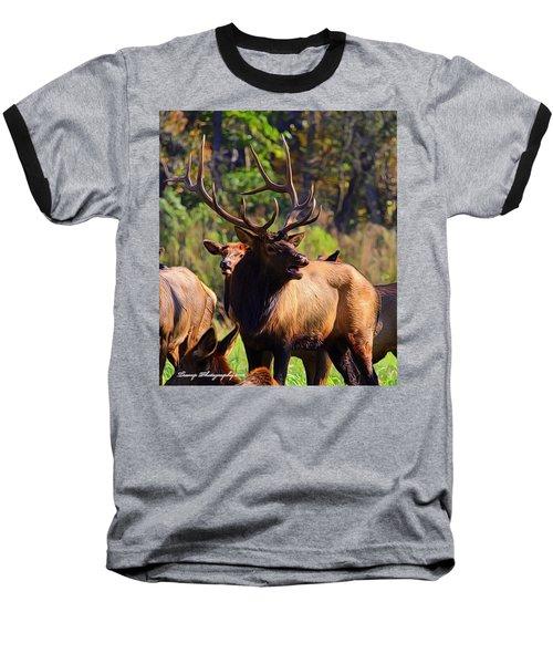 Big Elk Baseball T-Shirt