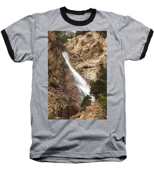 Big Falls Baseball T-Shirt