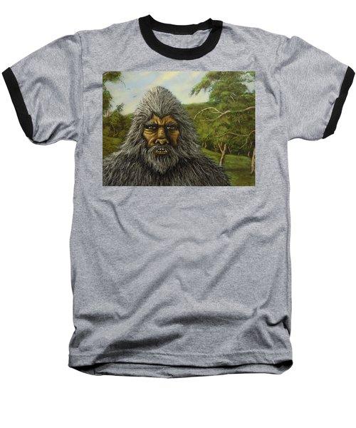 Big Foot In Pennsylvania Baseball T-Shirt