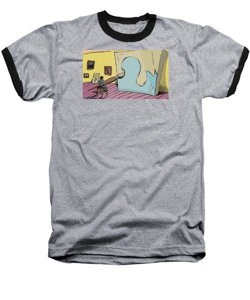 Big Ideas Baseball T-Shirt
