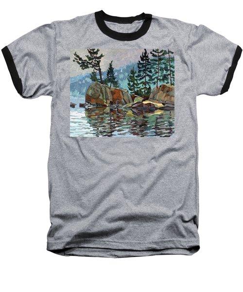 Big Joe Mufferaw Pines Baseball T-Shirt
