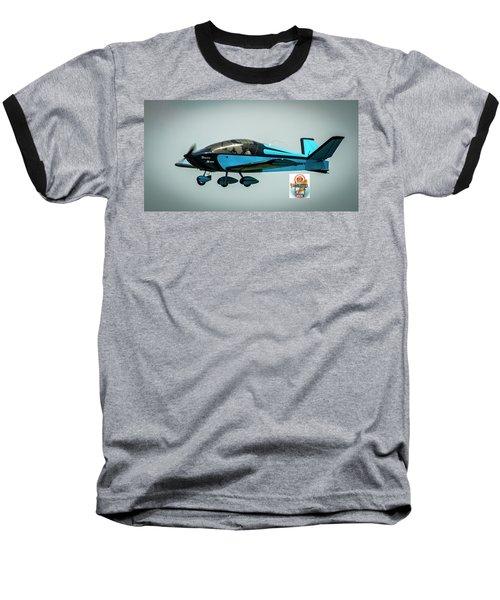 Big Muddy Air Race Number 100 Baseball T-Shirt