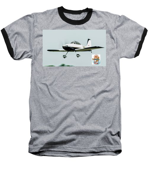 Big Muddy Air Race Number 44 Baseball T-Shirt