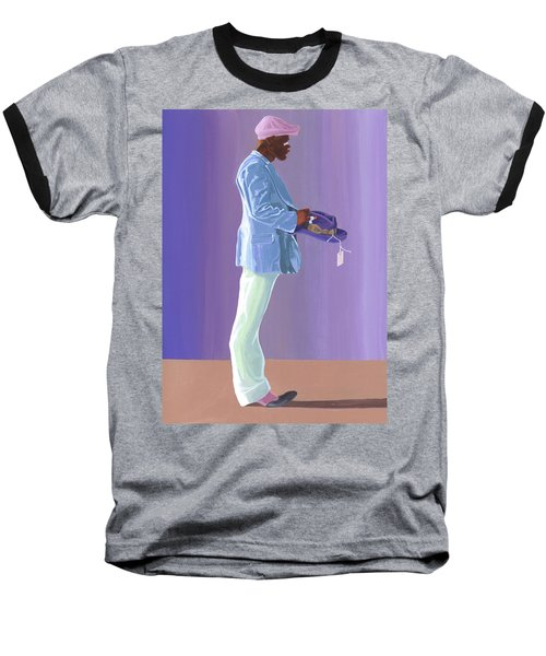 Big Otis Baseball T-Shirt