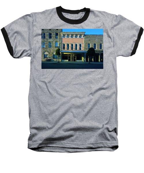 Big Pink, Corinth Baseball T-Shirt