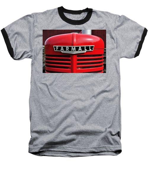 Big Red Farmall Baseball T-Shirt