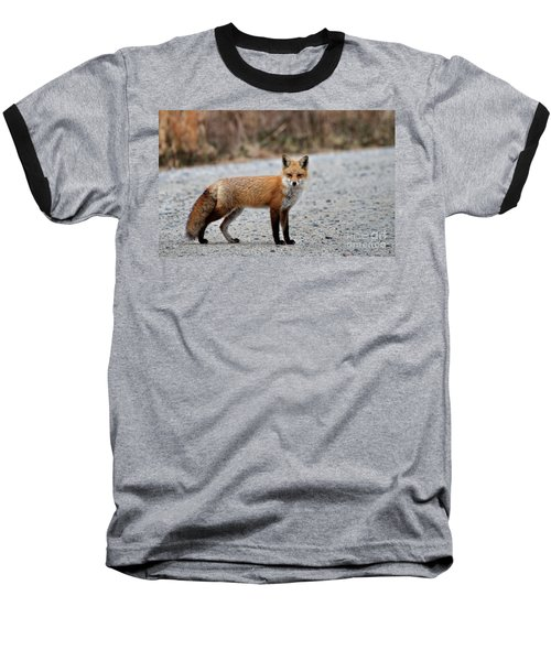 Big Red Baseball T-Shirt
