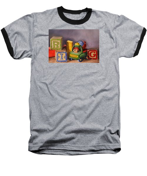 Big Rig Baseball T-Shirt