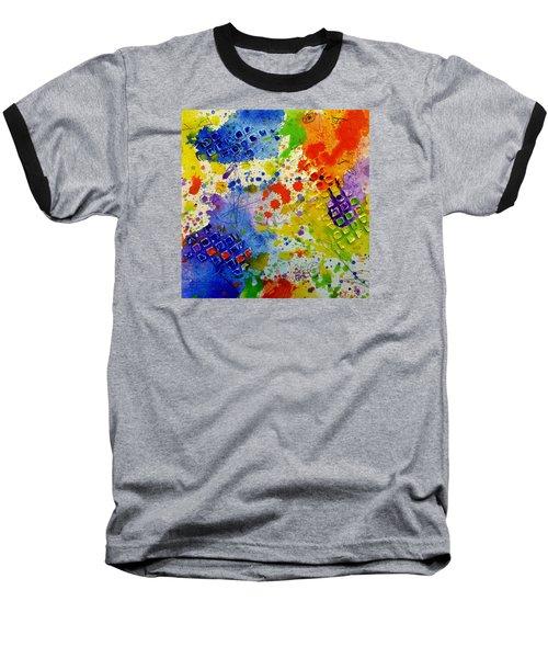 Big Risk, Big Life Baseball T-Shirt by Tracy Bonin