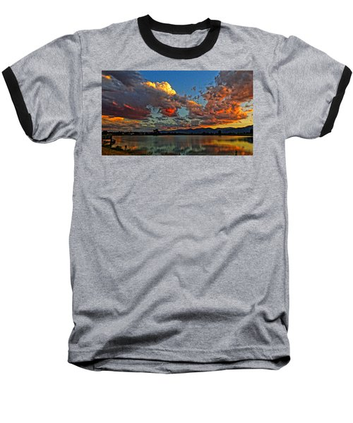Big Sky Baseball T-Shirt