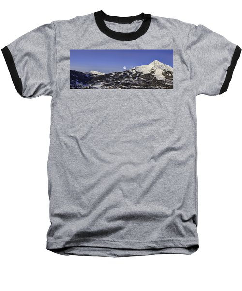 Big Sky Panorama Baseball T-Shirt