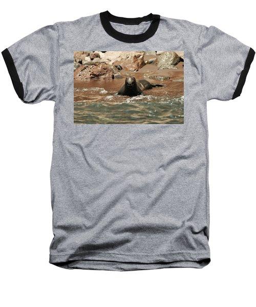 Big Smile Baseball T-Shirt