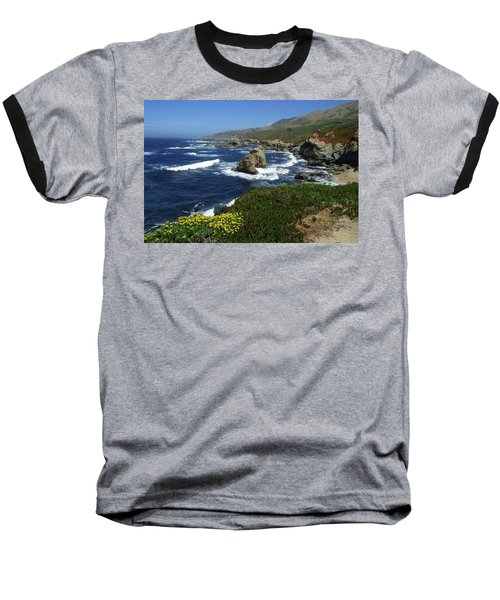 Big Sur 2 Baseball T-Shirt