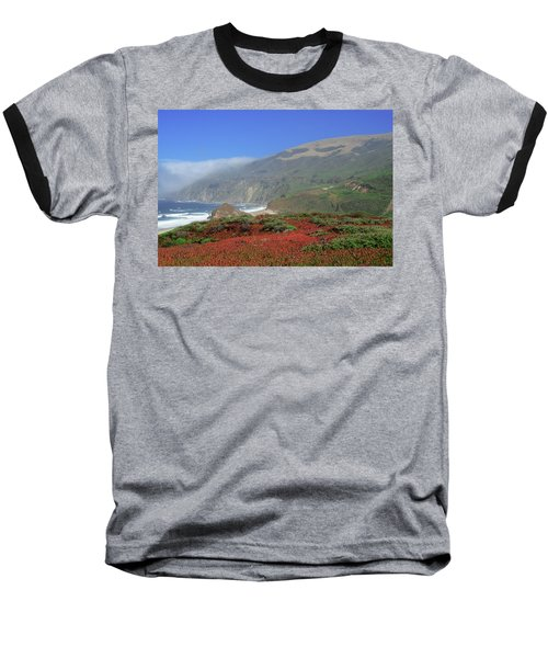 Big Sur 4 Baseball T-Shirt