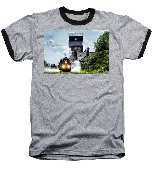 Big Valley Steam Baseball T-Shirt