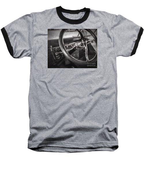 Big Wheel Baseball T-Shirt