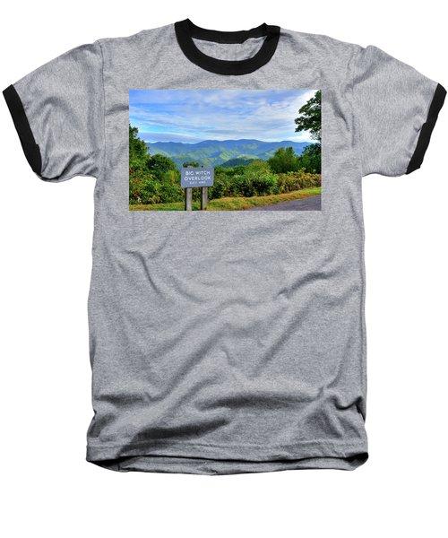 Big Witch Baseball T-Shirt