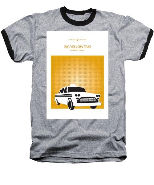 Big Yellow Taxi -- Joni Michel Baseball T-Shirt