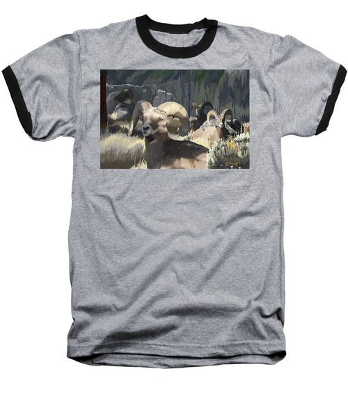 Bighorn Boys Baseball T-Shirt