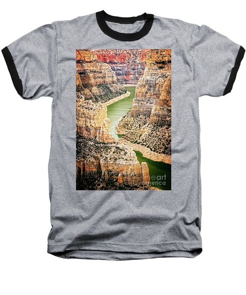 Bighorn River Baseball T-Shirt