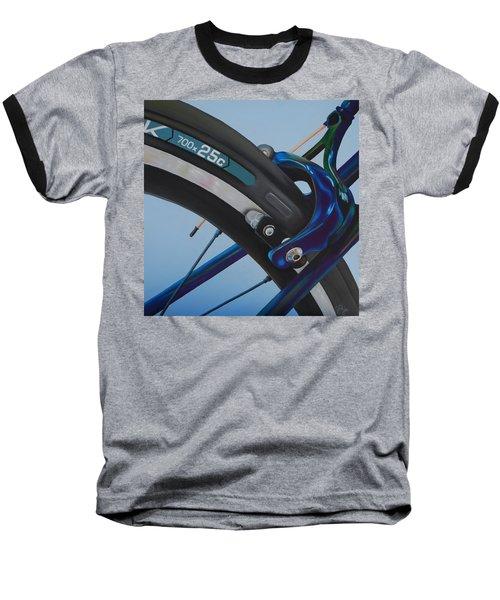 Bike Brake Baseball T-Shirt